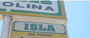 Gasolina Isla