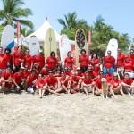 Graduados Academia de Surf 2011