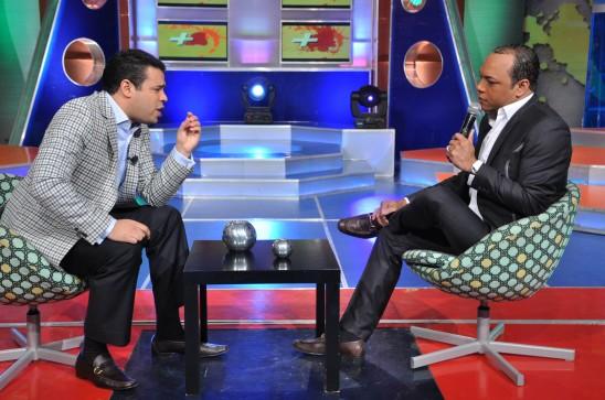 Roberto Angel Salcedo y Jary Ramirez