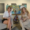 Luz Garcia y Gloria Trevi desde Miami