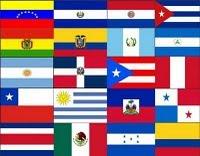 Banderas latinas