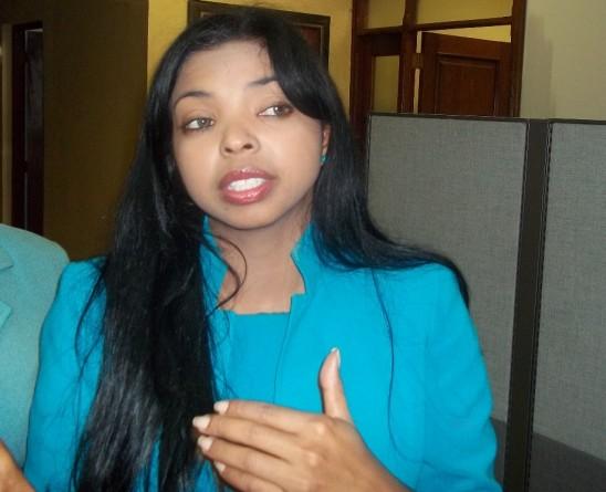 La fiscal Yenny Berenice