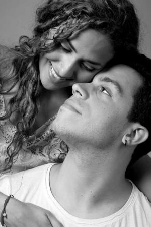 Karla y Javier