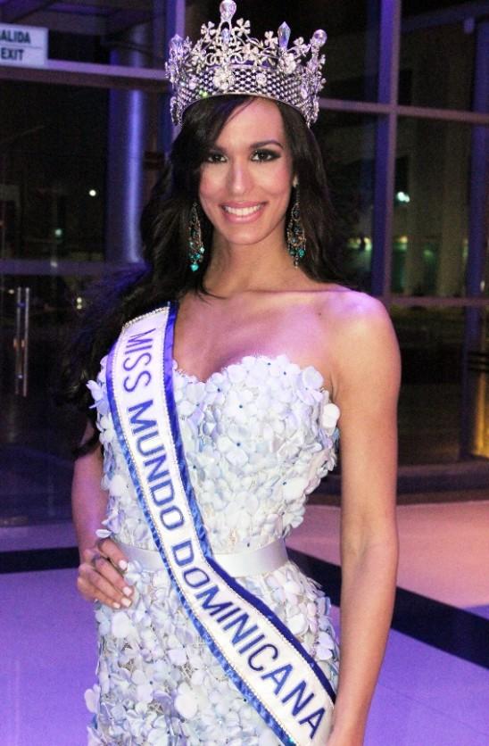 Miss Mundo Dominicana