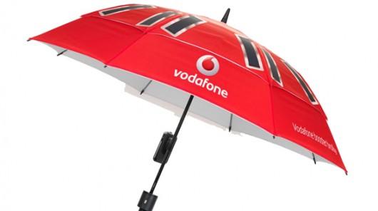 paraguas cargador