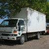 camion blanco