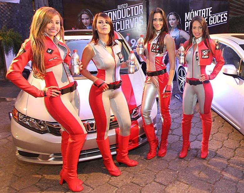 Chicas de 911 autoshow la furia de dr mecanico 5