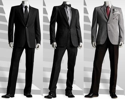 trajes hombre elegantes