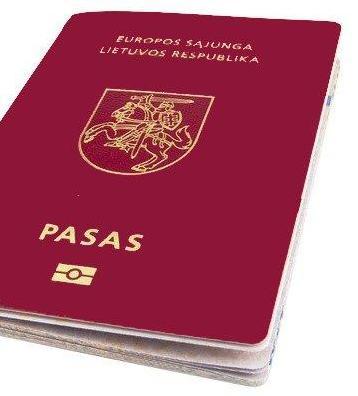 visa pasaporte viaje
