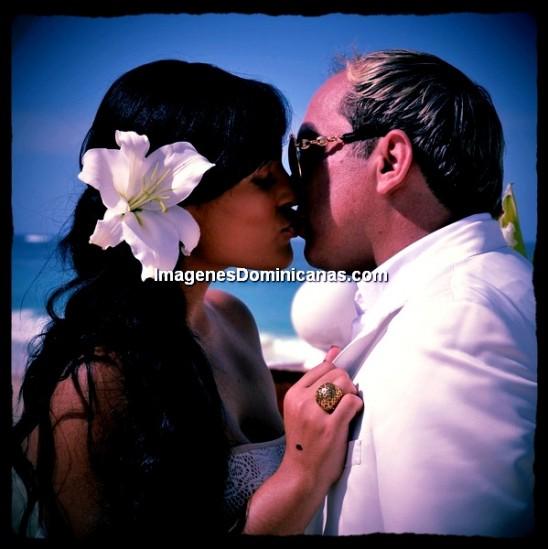Alex Macias  y Sandra Berrocal