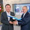 Acuerdo Boeing y Samsung Electronics