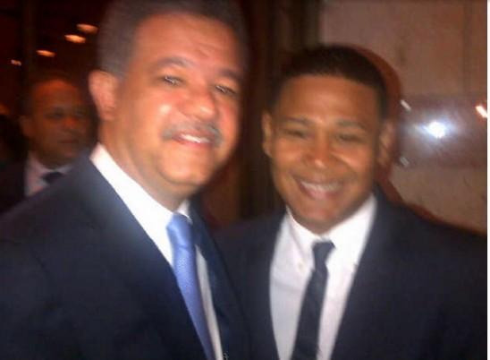 Leonel y El jefrey