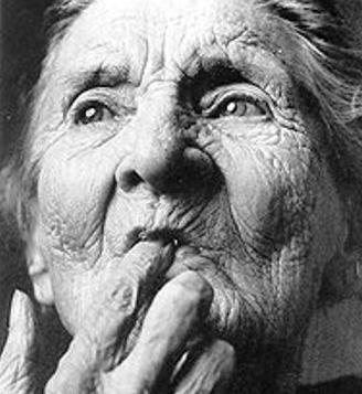anciana vieja