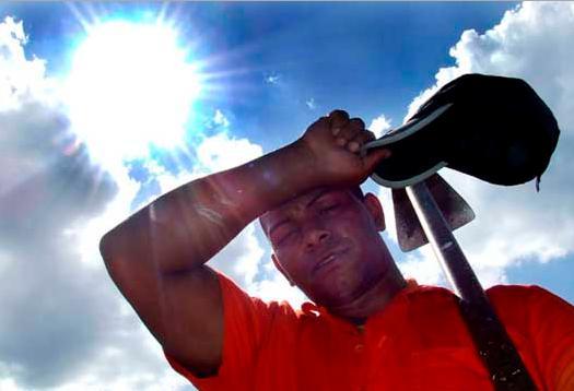 Por el polvo de Sahara las temperaturas alcanzarán los 38 grados en República Dominicana