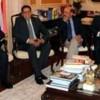 Embajadores y el Presidente