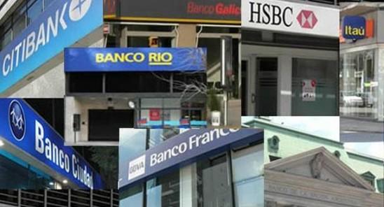 bancos americanos
