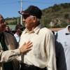 Danilo Medina con productores