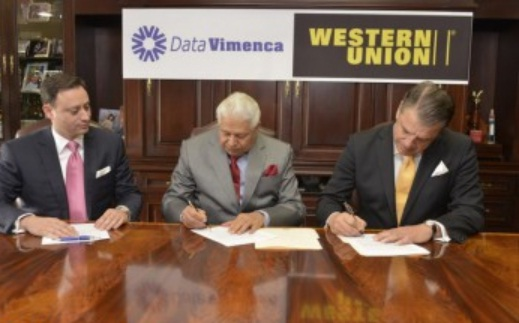 Empleos Data Vimenca y Western Union
