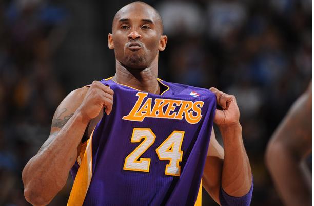 Con un Kobe Bryant renacido, los Lakers ganan dos partidos seguidos