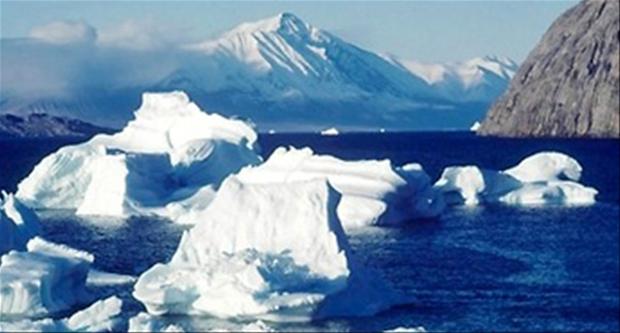 calentamiento hielos oceanos