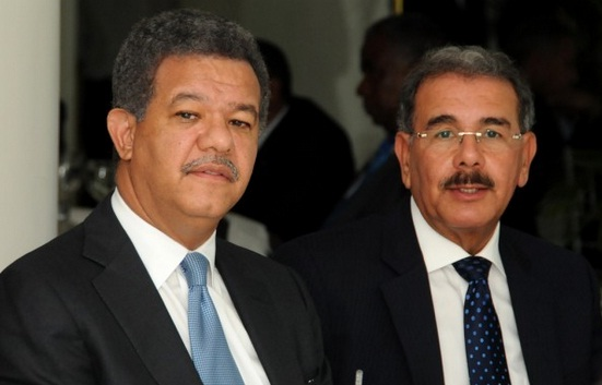 Leonel y Danilo