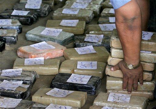 Nicaragua Drugs