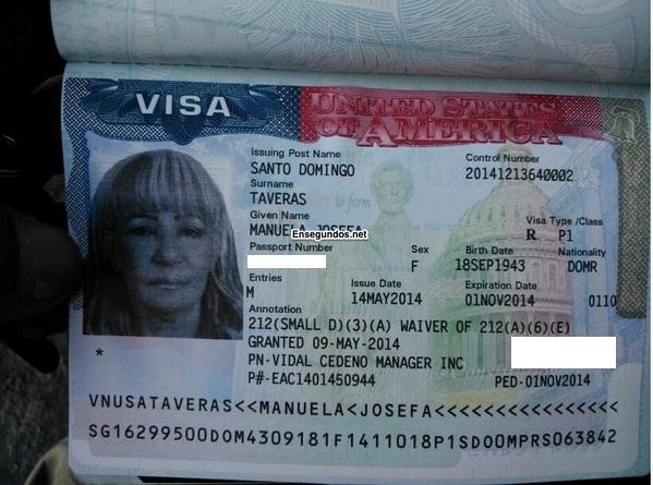 Fefita pasaporte