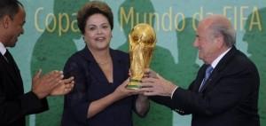 dilma copa mundial