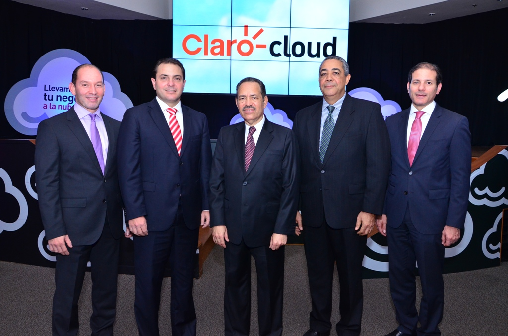 Omar Acosta, Walter Schall, Freddy Dominguez, Alejandro Jimenez  y Carlos Cueto