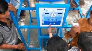 cajero automiatico agua