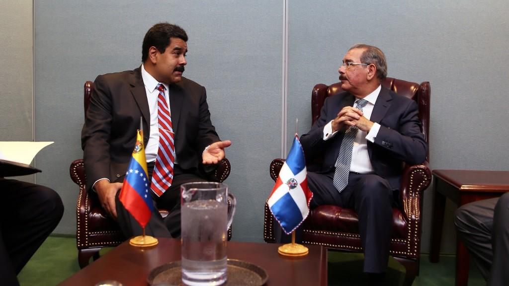 Maduro y Danilo