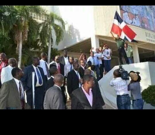 Haitianos-UASD