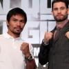 Manny Pacquiao y Chris Algieri