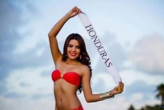 miss honduras 2014