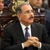 Danilo Medina triste