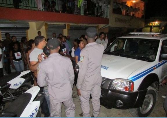 Policia San Cristobal