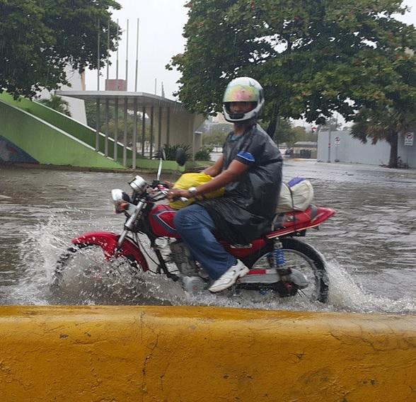 Lluvias Santo Domingo