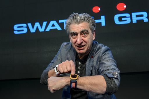 CEO de Swatch