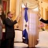 Danilo Medina nombrando funcionarios