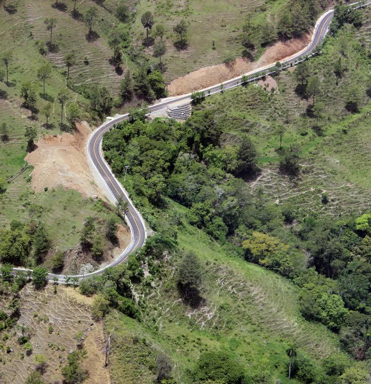 Carretera Janico-Juncalito