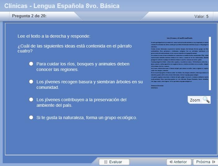 Clinicas Pruenas Nacionales