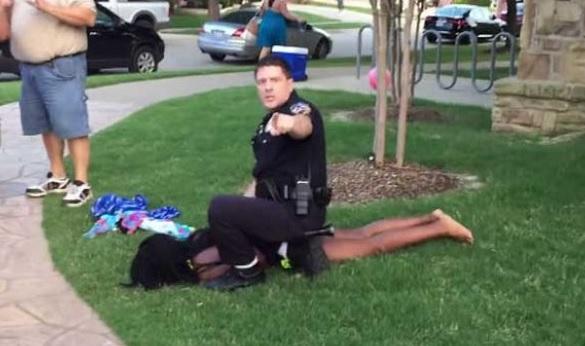 Policia texas