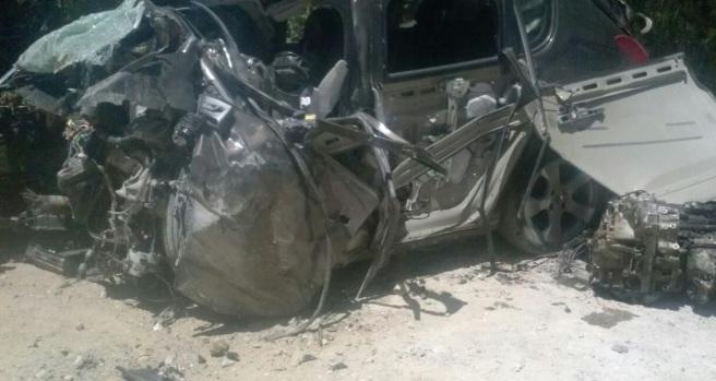 Accidente Puerto Plata