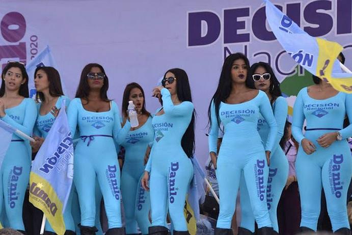 Mujeres de Danilo