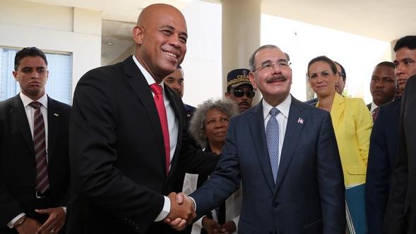 Danilo Medina y Martelly