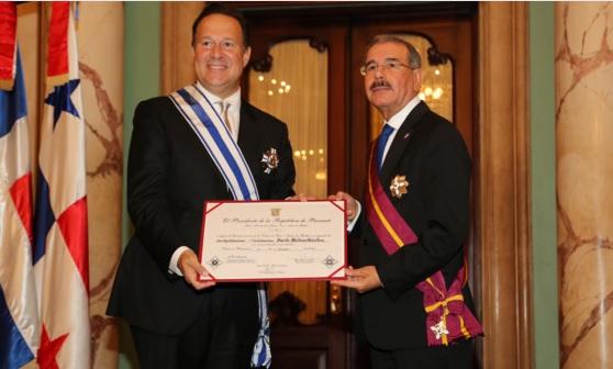 Juan Carlos y Danilo