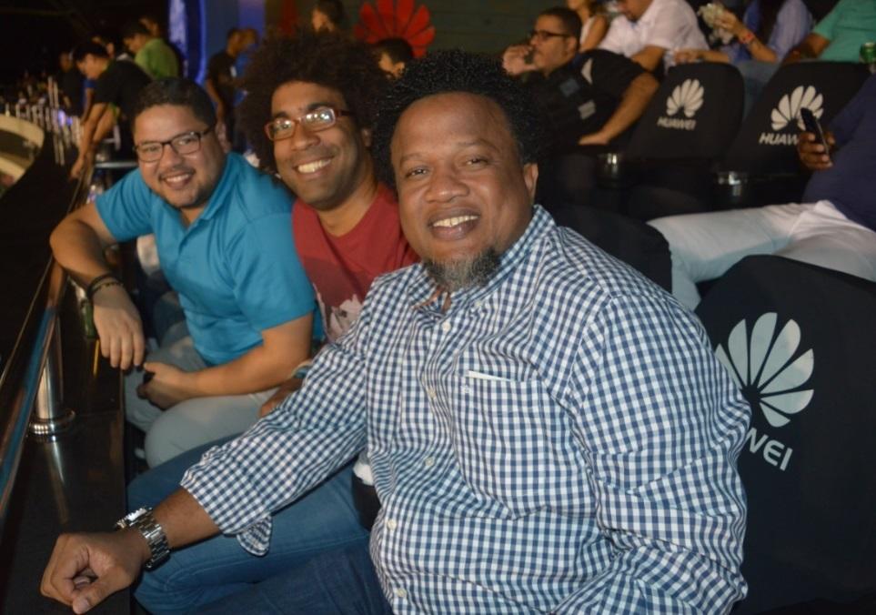 Roberto, Alberto y Correa