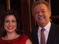 Los elogios de Margarita a Leonel en aniversario de matrimonio