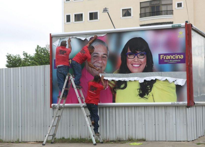 Roberto y Francina