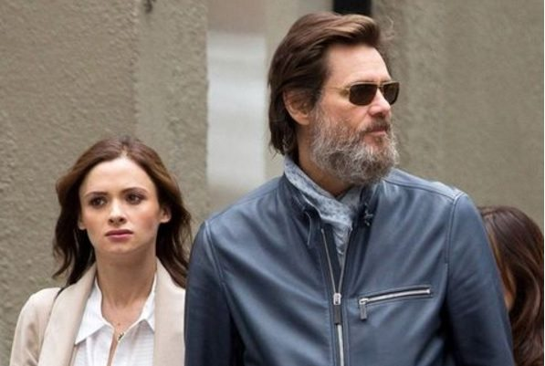 cathriona-white-y-jim-carrey